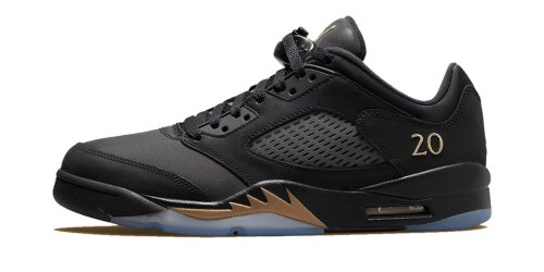 Jordan Brand Celebrates Class of 2020-2021 With Air Jordan 5 Low