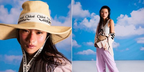Chloé Readies for Warmer Weather in Spring/Summer 2021 Collection