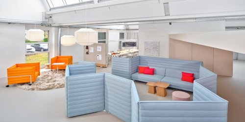 Vitra Wants to Make Going Back to the Office Post-Pandemic Better