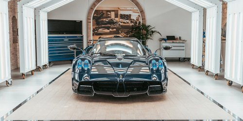 Horacio Pagani Preps For This Year's Motor Valley Fest
