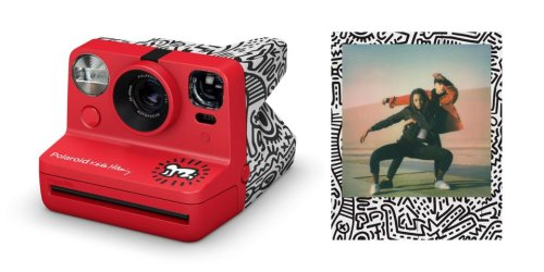 Polaroid Drops Keith Haring-Inspired Instant Camera and i-Type Film