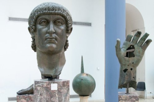 A Roman Emperor and His Finger, Separated for 500 Years, Finally Reunited