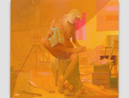 The Inexorable Pull of Lisa Yuskavage's Paintings