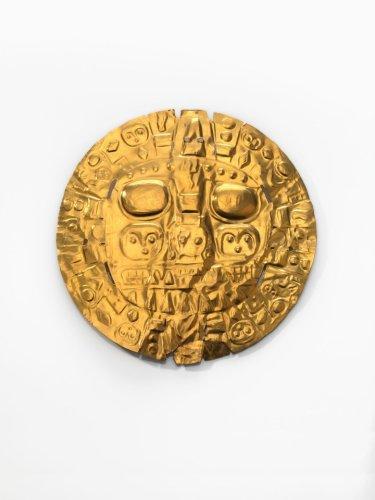 Smithsonian Returns a Pre-Incan Gold Ornament to Peru