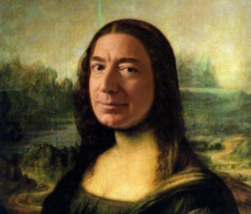 People Want Jeff Bezos to Buy the Mona Lisa and Eat it