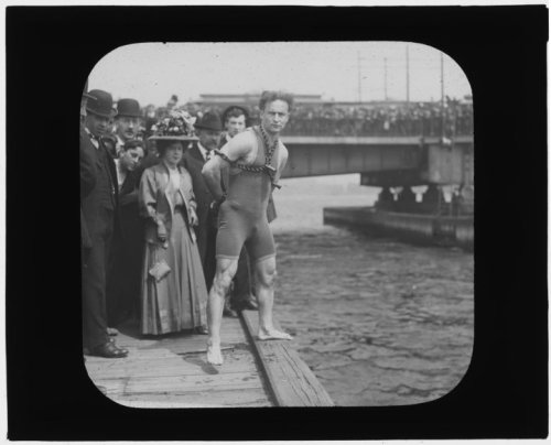 Harry Houdini and the Great Copyright Escape