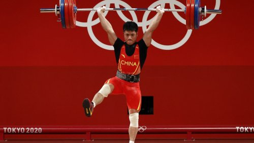 Tokyo Olympics: China clinch another gold thanks to 'flamingo' weightlifter Li Fabin's record-breaking performance