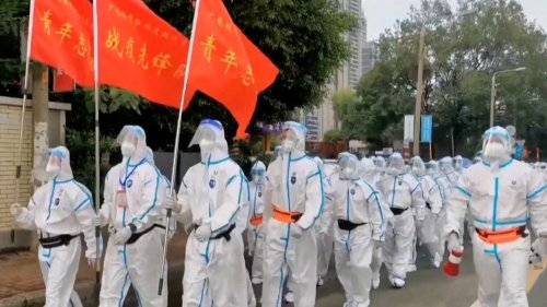 China's 'Dr Fauci' tries to boost Covid-19 vaccination drive