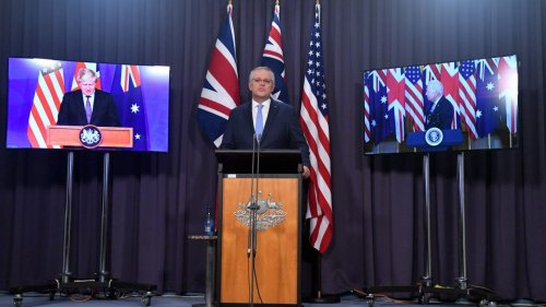 Malaysia and Indonesia warn Australia's Indo-Pacific pact could trigger nuclear arms race
