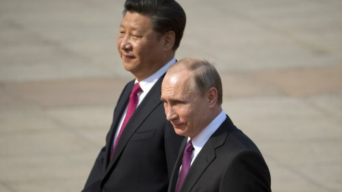 China, Russia have 'no choice' but to strengthen strategic and military ties in face of G7 and Nato, observer says