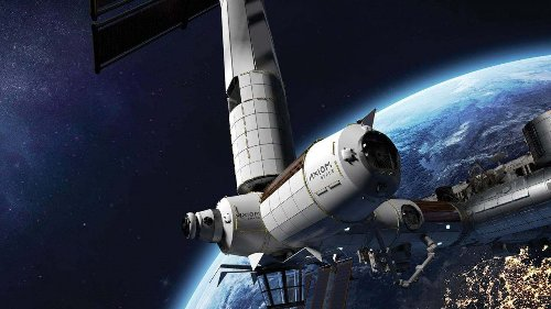 Space tourism: with Elon Musk's SpaceX sending first civilians into low-Earth orbit this year, ambitious plans are being hatched