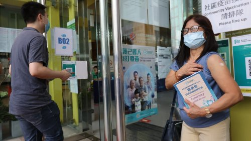 'Forget herd immunity': Hong Kong experts say better to prepare to live with Covid-19, but more must get their jabs