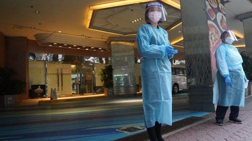 Coronavirus testing frequency to jump for Hong Kong's airport, quarantine hotel workers – with daily screenings for the unvaccinated