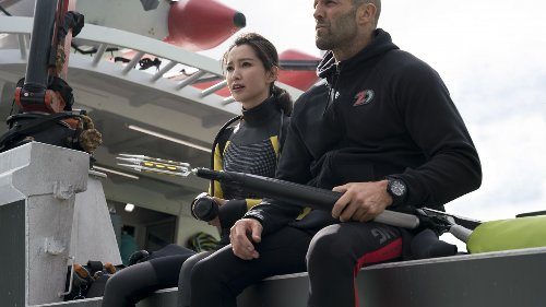 How giant shark movie The Meg, starring Li Bingbing and Jason Statham, became the highest grossing China-US co-production in history