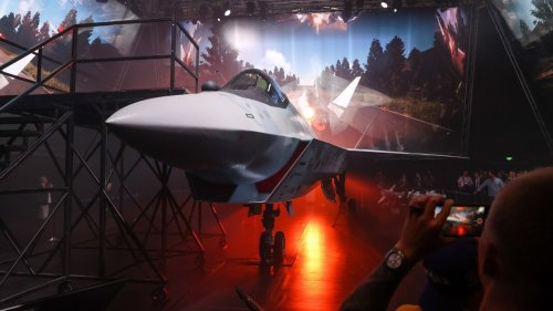India expected to seek new Russian stealth fighter amid ongoing border dispute with China