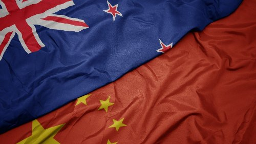 China tries to court New Zealand with offer to work together in helping Pacific islands recover from Covid-19