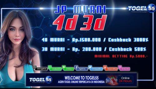 Togel55 Agen Togel Online Terpercaya Indonesia