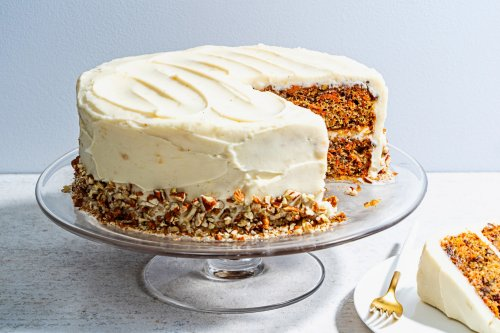 This carrot cake with brown butter-cream cheese frosting will keep you coming back for more - Indianapolis Business Journal