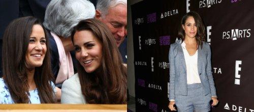 Pregnant Kate Middleton, Pippa feuding due to Meghan Markle?