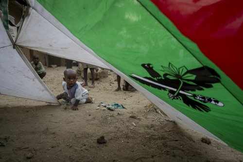 Burundi government is 'using hunger as a weapon of mass destruction'