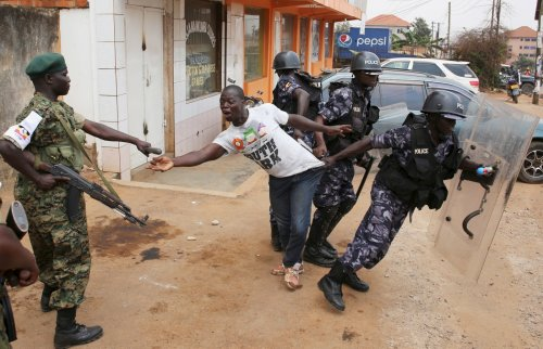 Ugandan government issues an apology over torture victims