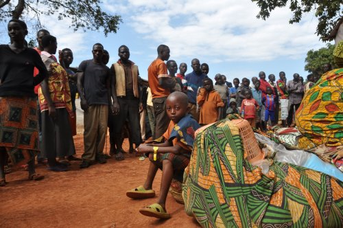 'Tens of thousands' of Burundian refugees affected by malaria in Tanzanian camps