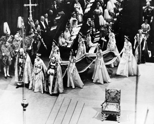 Queen Elizabeth II longest reign: UK monarch's coronation-day speech from 1953 in full