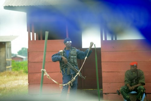 Inside the DRC jail break where cult leader's escape leads to hundreds dead