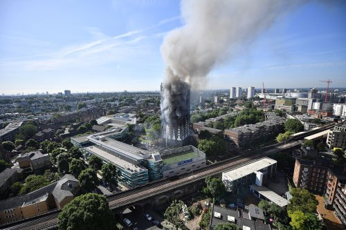 Grenfell Tower fire final death toll put at 71
