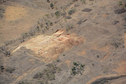 Giant ancient palace unearthed in Mexico was the ruler's home and the seat of government