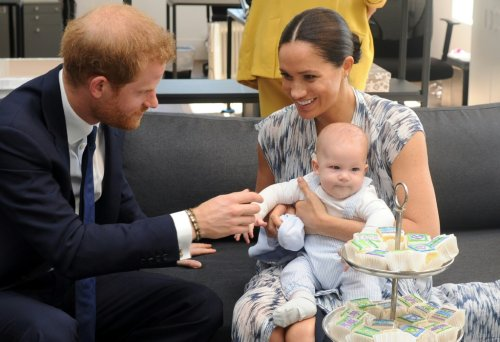 Meghan Markle, Prince Harry accused of using Archie for 'commercial gain'