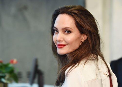 Angelina Jolie admits she is picky on who she dates