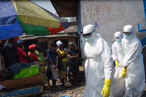 Suspected Ebola cases in DRC rise to 29, WHO says