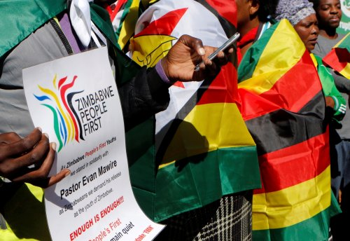 Zimbabwe: Citizens hope for 'revival' of protest movements ahead of 2018 elections