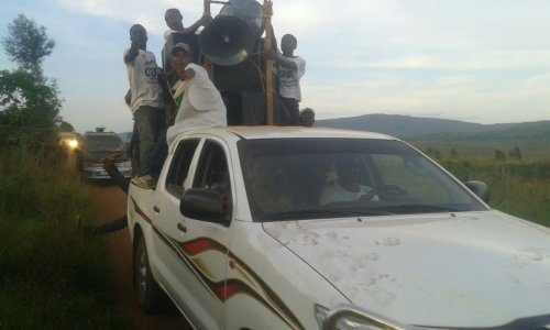 First video evidence of Burundi's ruling party youth wing inciting rape in song
