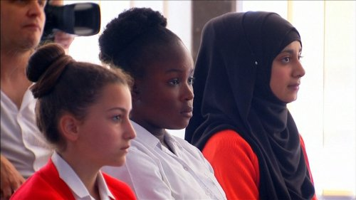 7/7 London bombings: Family takes anti-extremism battle to classrooms with Miriam's Vision [Video]
