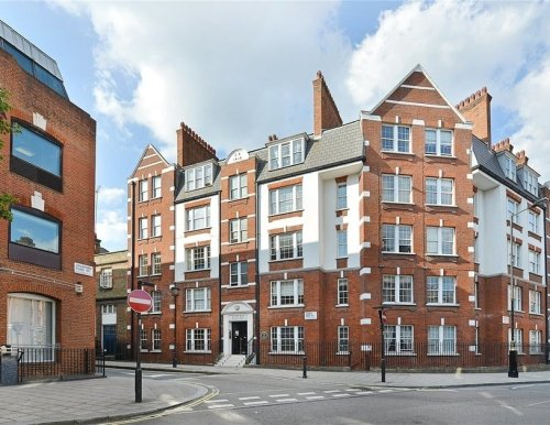 TS Eliot's old home in London is up for sale – and it's not cheap