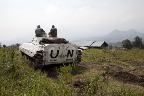 DRC: Five UN peacekeepers suspended over fresh sexual abuse claims