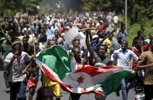 Burundi up close cover image
