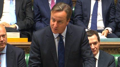 Queen Elizabeth II longest reign: David Cameron pays tribute to 'extraordinary' British monarch