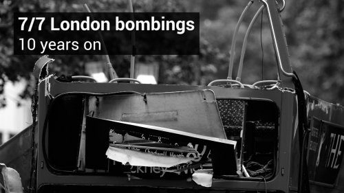 7/7 London bombings: Remembering the deadly terror attack that shocked the nation
