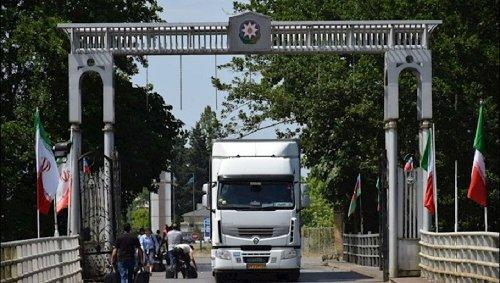 Iranian Truck Carrying Heroin Seized At Azerbaijan Customs