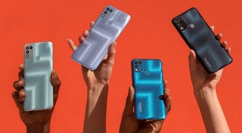 Обзор смартфона Infinix HOT 10 Play: большой экран и большая батарейка