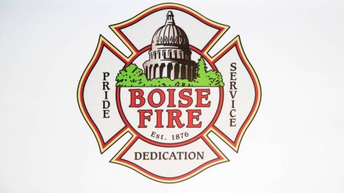 Fire at soon-to-be demolished Boise school injures two, fire crews investigating