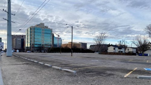 See this Boise parking lot? Its days may be numbered. Here's what a buyer wants to do