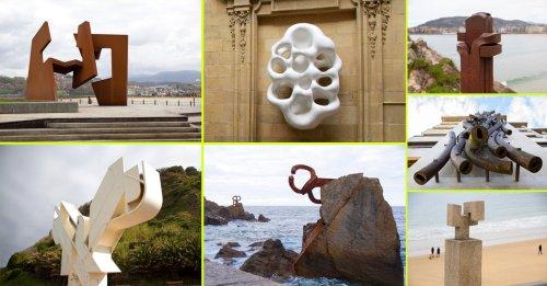 Un paseo por la escultura pública vasca: te mostramos las que se encuentran en Donostia