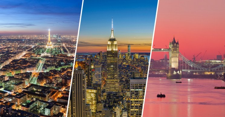 Are these the 55 Most Beautiful Cities in the World?