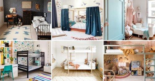 Estas son las habitaciones para niños con más 'likes' de Instagram (con ideas para inspirarse)