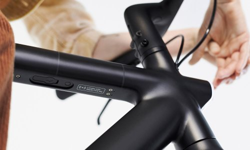 Watch: VanMoof's E-Bike Gives Us a Peek at How 'Find My Items' Will Work