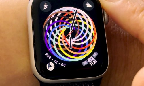 New Pride Apple Watch Faces Have This Fun, Hidden Easter Egg
